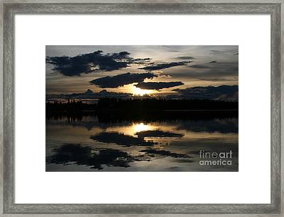 Gifts Of The Heart Framed Print