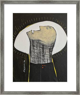 Gigantes No. 16 Framed Print by Mark M Mellon