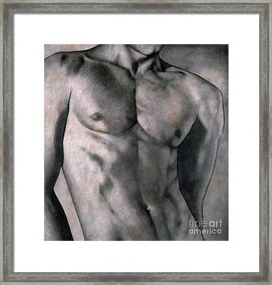 Gigolo Framed Print by Lawrence Supino