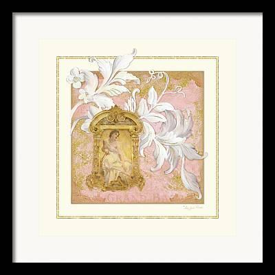 Tendrils Paintings Framed Prints