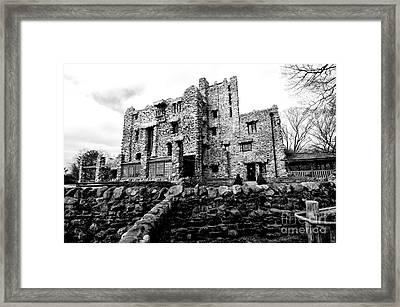 Gillette Castle Framed Print
