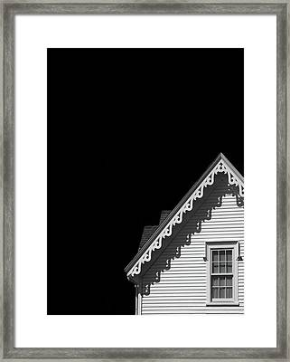 Gingerbread Framed Print