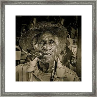 Gip Framed Print