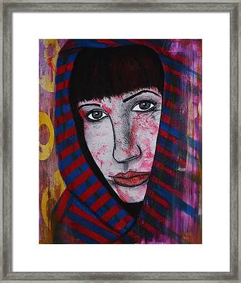 Girl 11 Framed Print