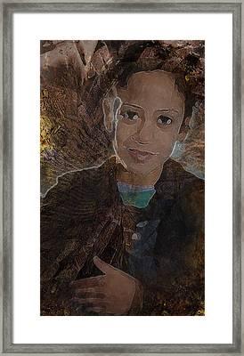 Girl From Samarra Framed Print