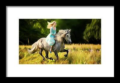 Designs Similar to Girl Horseman by Suyono Suyono