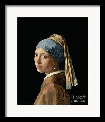 Turban Framed Prints