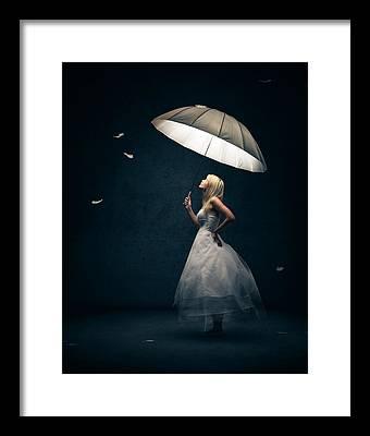 Atmosphere Framed Prints