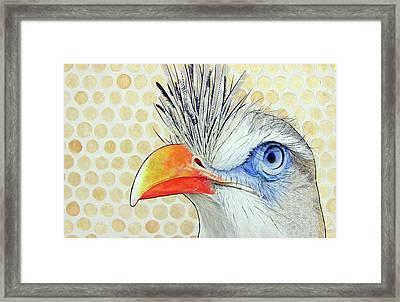 Giselle Framed Print