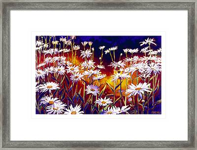 Give Me Your Answer Do Framed Print by Mike Hill