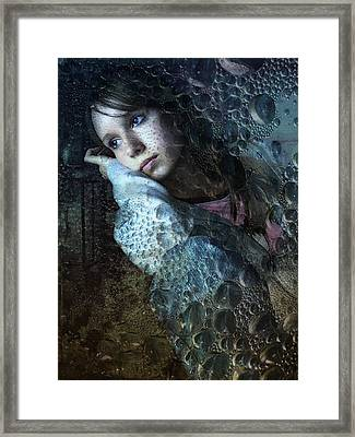 Give Wings To Your Soul Framed Print by Joachim G Pinkawa
