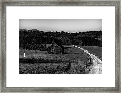 Give Yourself A Rest Framed Print