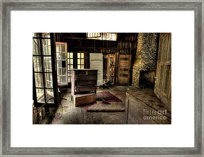 Given Up Framed Print by Michael Eingle