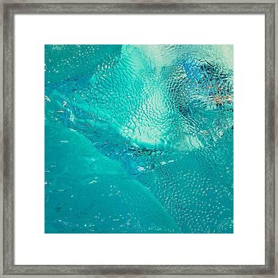 Glacial Remnants I Framed Print by Duane Miller
