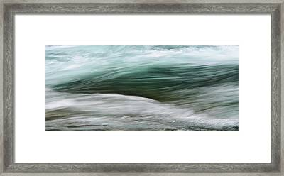 Glacial Tears Framed Print