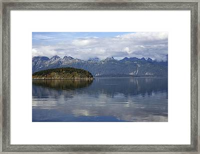 Glacier Bay 10 Framed Print