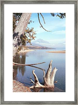 Glacier National Park 3 Framed Print