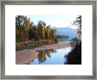 Glacier Park 12 Framed Print