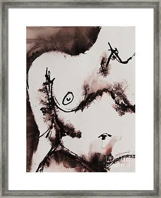 More Than No. 1022 Framed Print