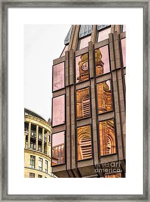 Glasgow St Georges Tron Parish Church Framed Print by Antony McAulay