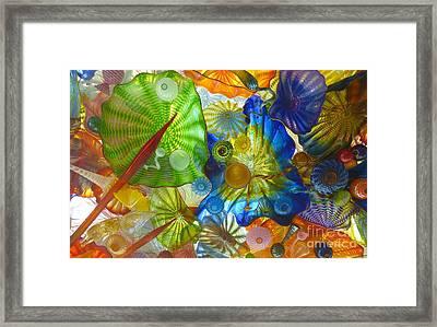 Glass Ceiling 5 Framed Print