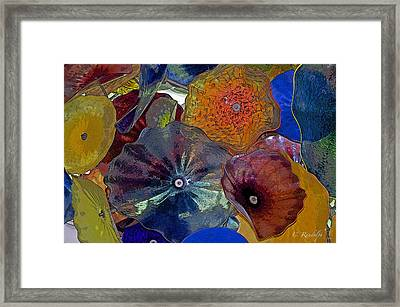 Glass Ceiling Framed Print