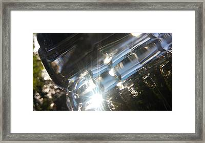 Glass Series #2 Framed Print by Emiliano Monchilov