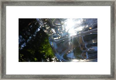 Glass Series #3 Framed Print by Emiliano Monchilov