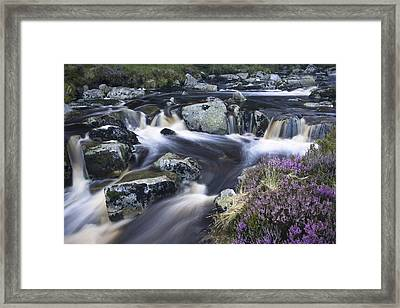 Glenmacnass I Framed Print by Gary Rowe
