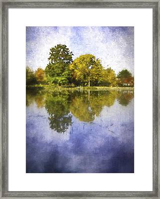 Glenview Impressions Framed Print by Scott Norris