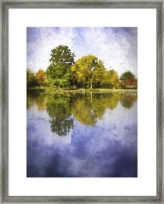 Glenview Impressions Framed Print