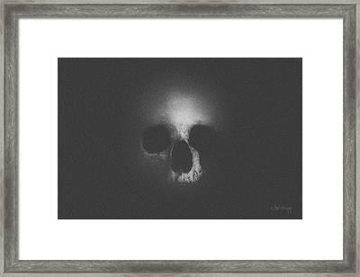 Glimmer Framed Print by Joseph Westrupp