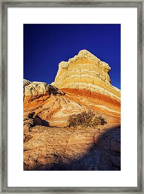 Glimpse Framed Print by Chad Dutson