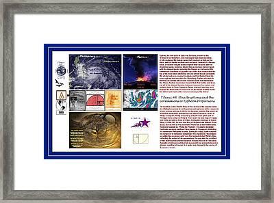 Glimpsing Divinity Framed Print