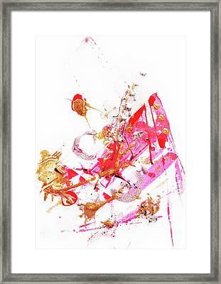 Glittering  2 Framed Print by Prar Kulasekara