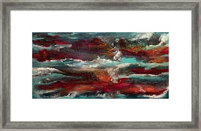 Gloaming Framed Print