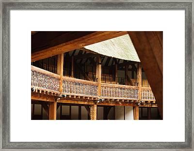 Globe Gallery Framed Print