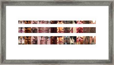 Gloria In Excelsis Framed Print by Ingrid Van Amsterdam