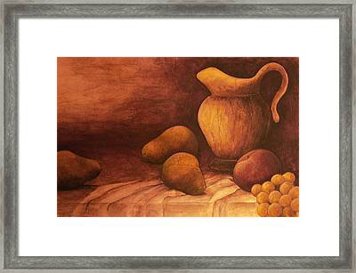 Gloria Framed Print by Sandy Clift