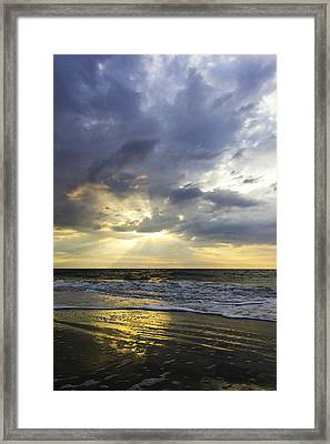 Glorious Beginning Framed Print