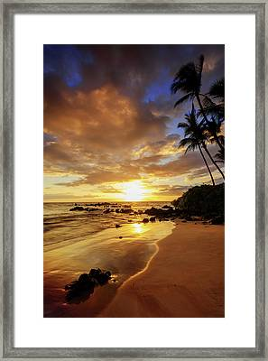 Glorious Framed Print