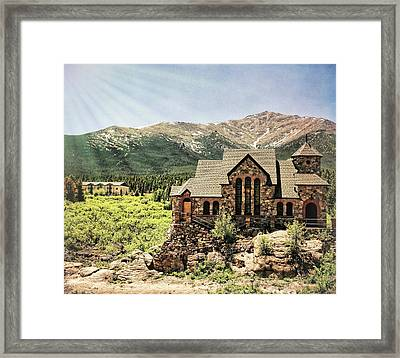 Glorious Day Framed Print