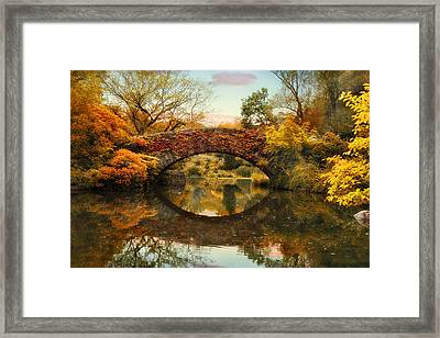Glorious Gapstow   Framed Print by Jessica Jenney