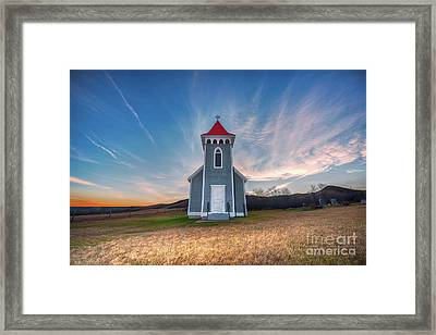 Glorious Framed Print by Ian McGregor