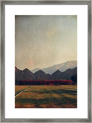 Glorious Light Framed Print by Laurie Search