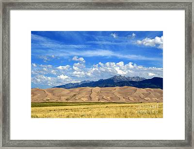Framed Print featuring the photograph Glorious Morning 2 by Paula Guttilla