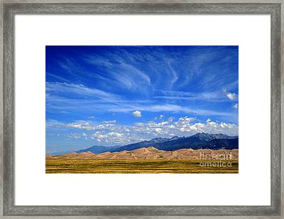 Framed Print featuring the photograph Glorious Morning by Paula Guttilla