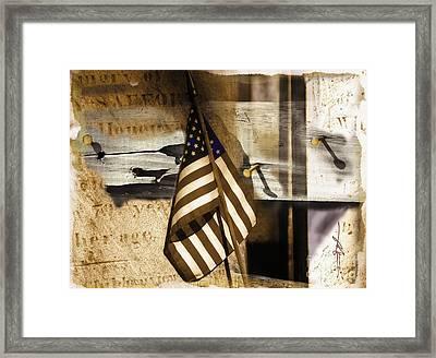 Glory Framed Print by Bob Salo