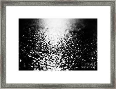 Gloss Framed Print