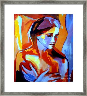 Glow From Within Framed Print
